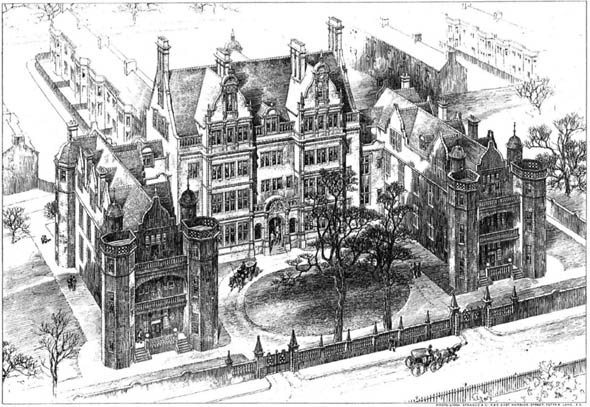 1898 – Royal Hospital for Sick Children, Edinburgh