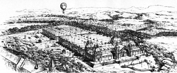 1890 &#8211; International Exhibition of Industry Science &#038; Art, Edinburgh