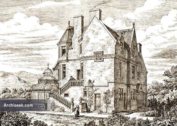 1884 – House, Oswald Road, Edinburgh, Scotland
