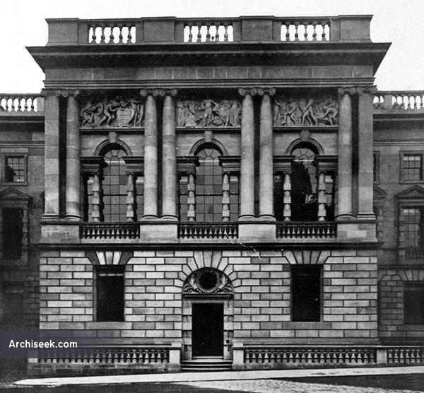 1907 – Lothian Chambers, Edinburgh, Scotland