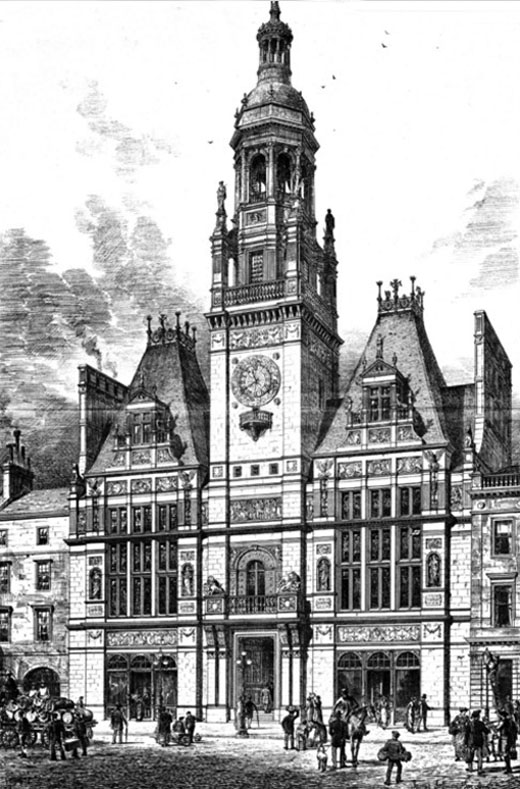 1880 – The Trades House, Glasgow