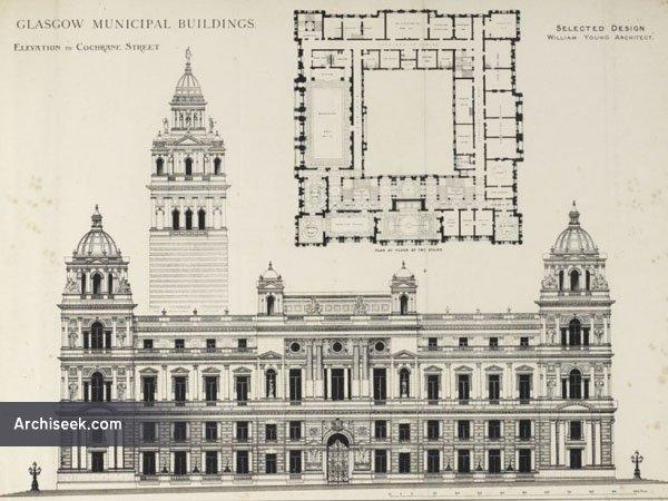 1888 – Glasgow's City Chambers