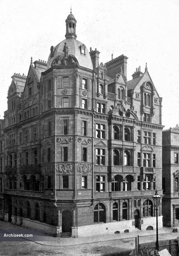 1889 – Sun Insurance Co., Glasgow