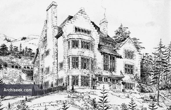1901 – Glenluiart, Moniave, Dumfriesshire, Scotland