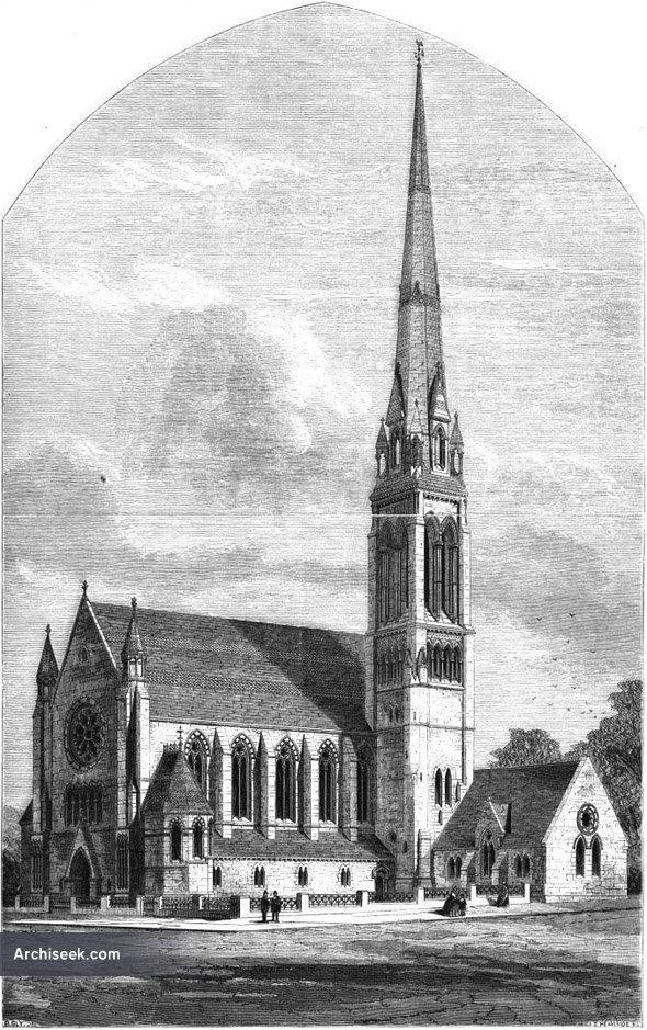 1863 – Free West Church, Greenock, Scotland