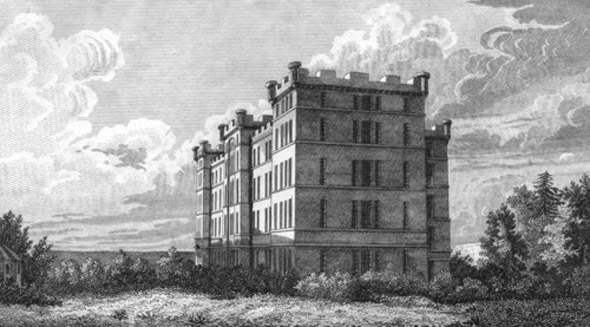 1802 &#8211; West Prison, Aberdeen, Scotland