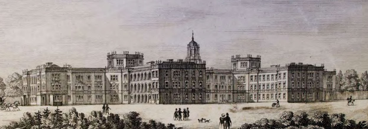 1834 – Crichton Royal Asylum, Dumfries, Scotland