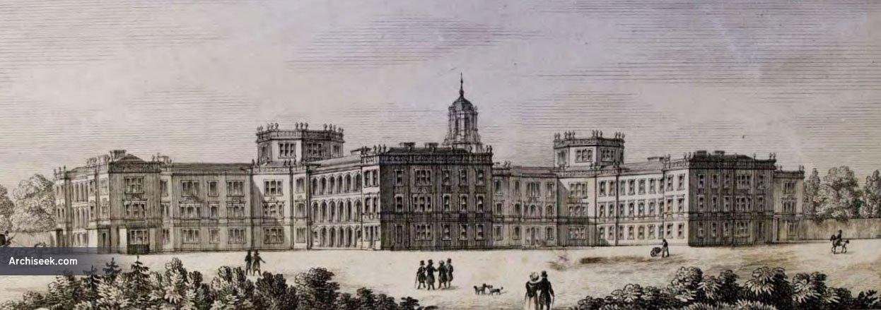 1834 – Crichton Royal Asylum, Dumfries, Scotland