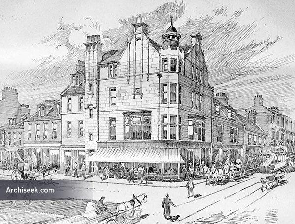 1899 – Drapery Warehouse, 231 George Street, Aberdeen