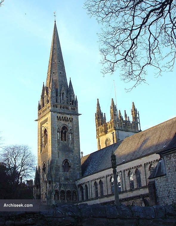 1220 – Llandaff Cathedral, Cardiff