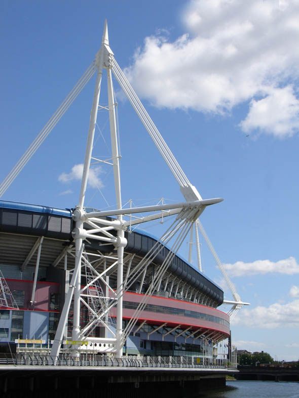 1999 &#8211; Millennium Stadium, Cardiff