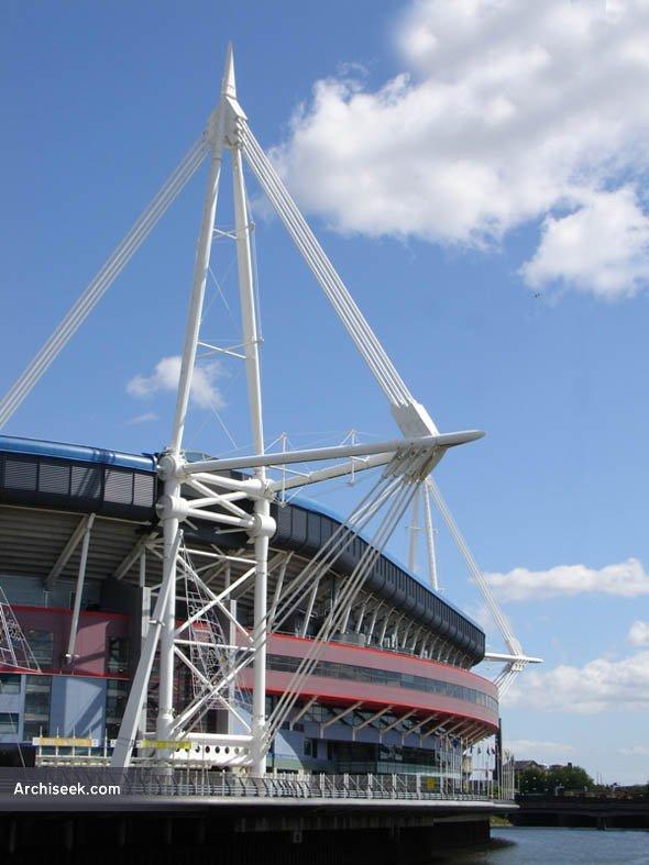 1999 – Millennium Stadium, Cardiff
