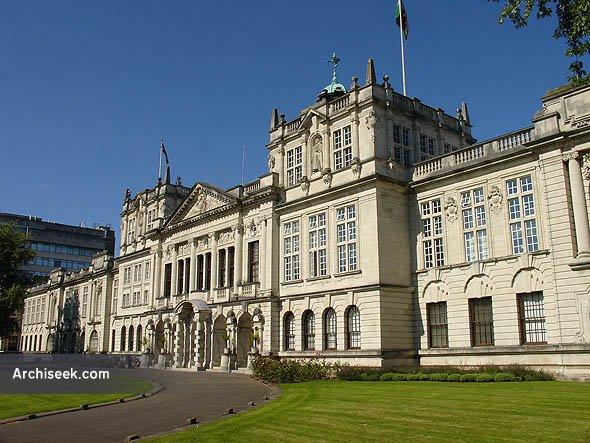 1909 – Cardiff University
