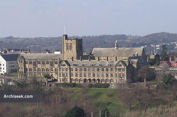 1911 – Bangor University, Wales