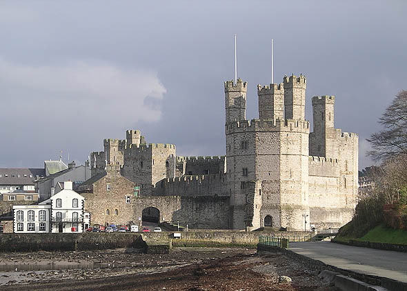 1284 &#8211; Caernarfon Castle, Wales