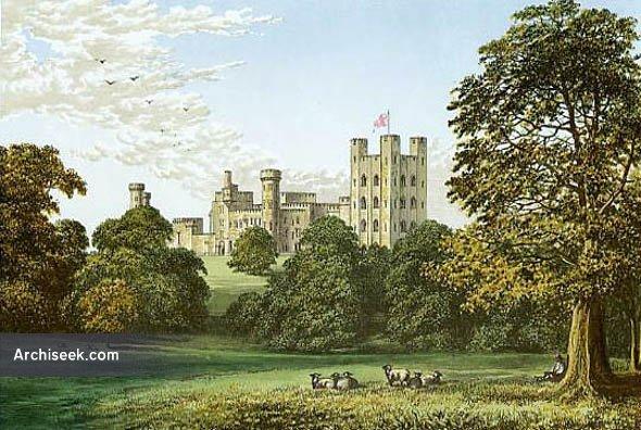 1820-45 – Penrhyn Castle, Wales