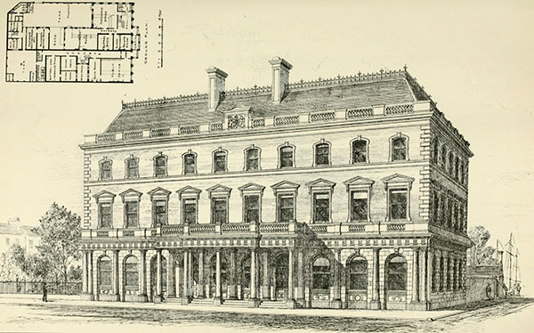 1880 &#8211; Board of Trade, Cardiff