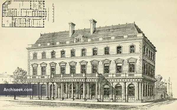 1880 – Board of Trade, Cardiff