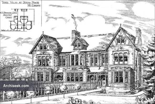 1891 – Three Villas, Dynas Powis