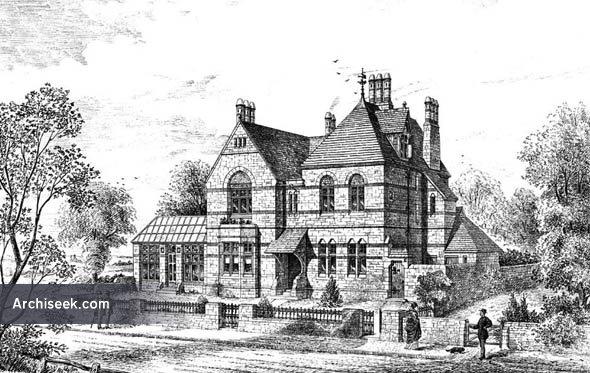 1875 – House, Park Street, Bridgend, Wales