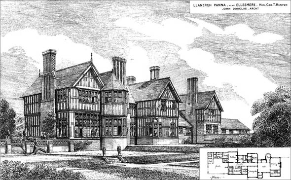 1879 &#8211; Llanerch Panna, Ellesmere, Wales