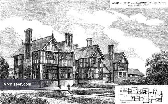 1879 – Llanerch Panna, Ellesmere, Wales
