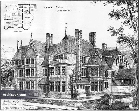 1883 – Tyn e Coed, Merioneth, Wales