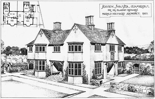1906 – Seaview, Swansea, Wales