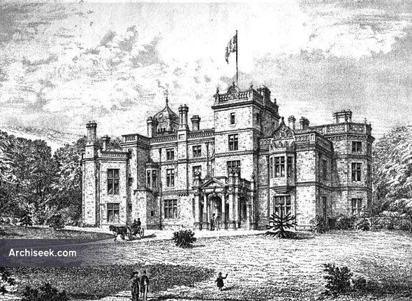 1875 –  Palé, Llandderfel, Merionethshire, Wales