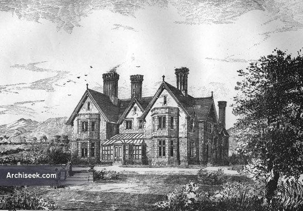 1885 – 'Brynwern', Brecknockshire, Wales