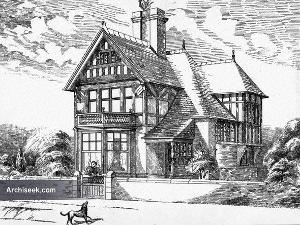 1888 – Villa, Penmaenmawr Building Estate, North Wales
