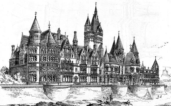 1872 &#8211; University of Wales, Aberystwyth, Wales