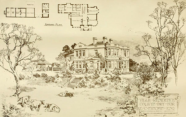 1898 – House, Colwyn Bay, Wales