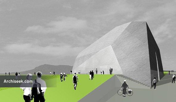 2005 – Unbuilt Antrim – Giants Causeway Visitor Centre