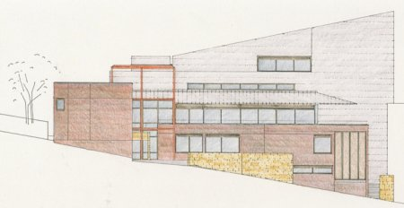 1996 – Unbuilt Armagh – Marketplace Theatre