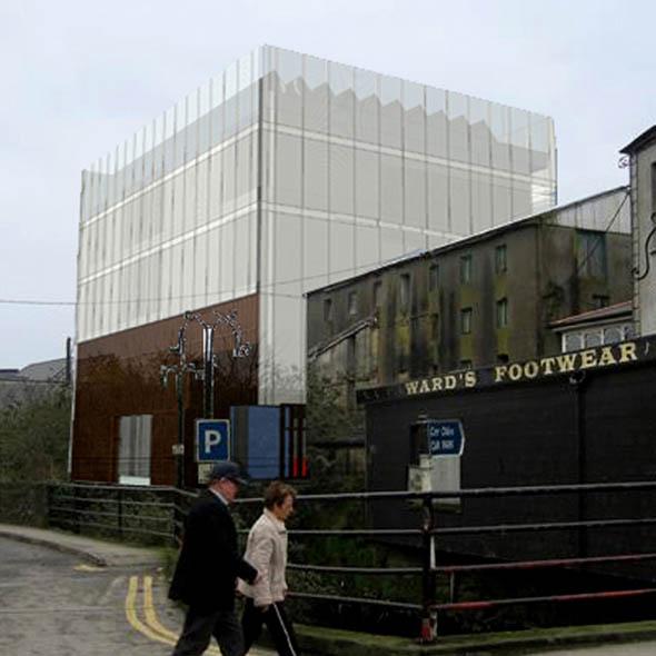 2008 – Unbuilt Cork – West Cork Arts Centre