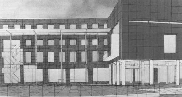 1996 &#8211; Fingal County Offices Competition