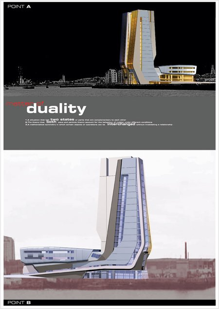 2003 &#8211; Unbuilt Dublin &#8211; U2 Landmark Tower