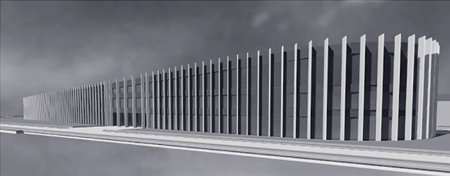 2000 – Unbuilt Kildare – Kildare Civic Offices