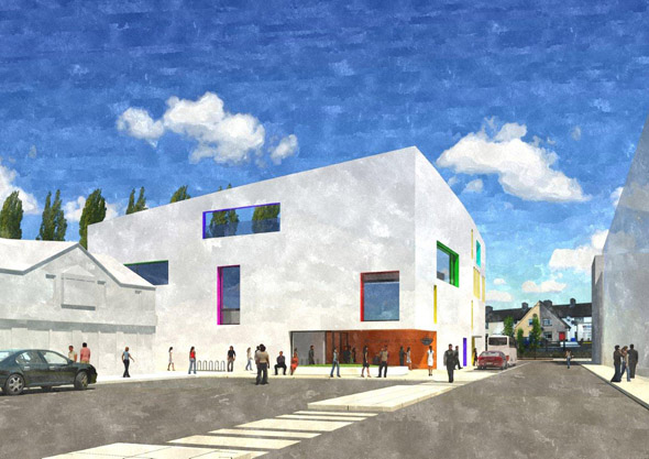 2011 – Unbuilt Offaly – Tullamore Arts Centre