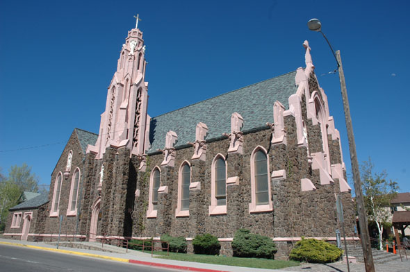 1930 – Church of the Nativity, Flagstaff, Arizona
