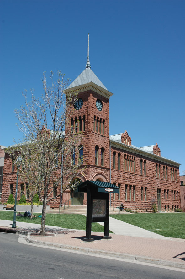 1894 – Coconino County Courthouse, Flagstaff, Arizona