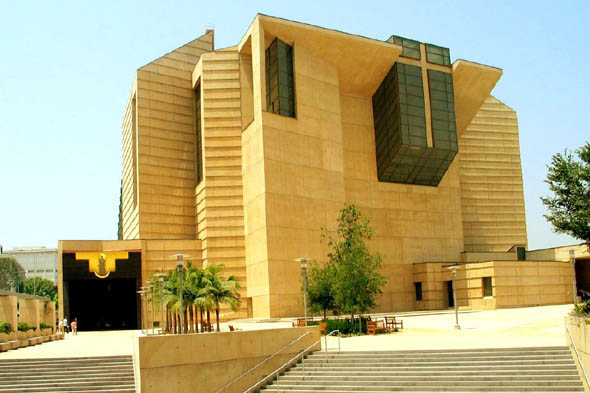 2002 – Cathedral of Our Lady of the Angels, Los Angeles, California