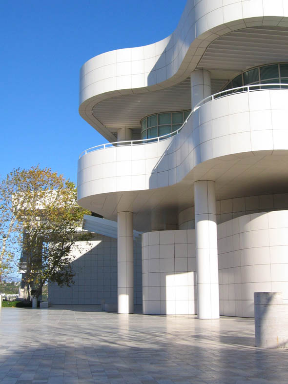 1997 – Getty Center, Los Angeles, California