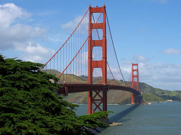 1937 &#8211; Golden Gate Bridge, San Francisco, California