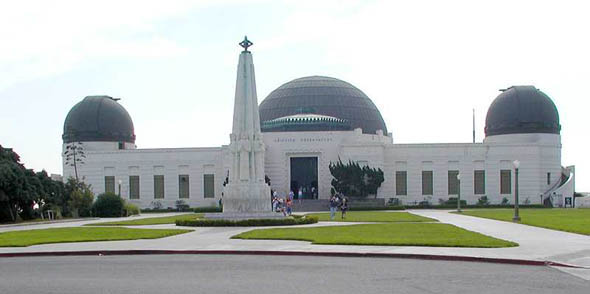 1933 – Griffith Observatory, Los Angeles, California