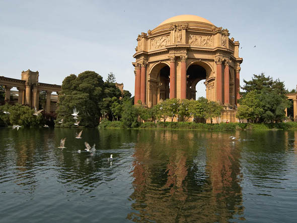 1915 – Palace of Fine Arts, San Francisco, California