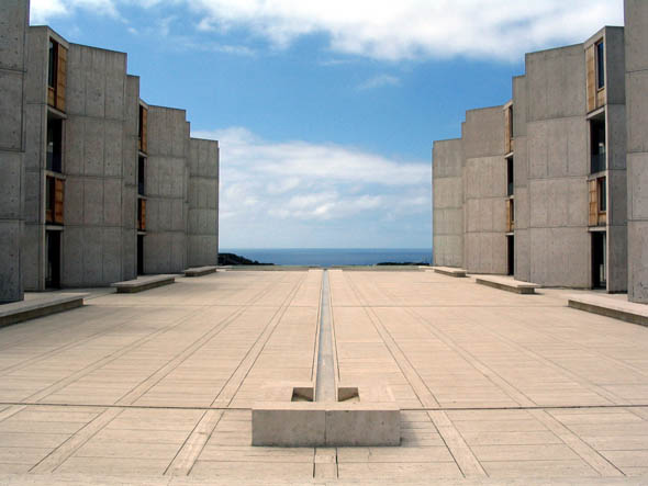 1963 – Salk Institute, La Jolla, California