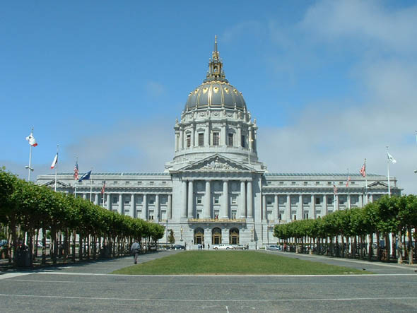 1915 – City Hall, San Francisco, California
