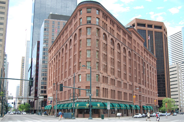 1892 &#8211; Browns Palace Hotel, Denver